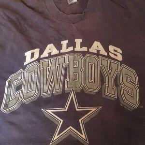 Vintage Dallas Cowboys shirt (single stitch)